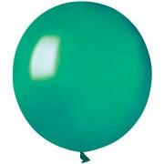 10 Ballons Vert sapin Nacré Ø48cm