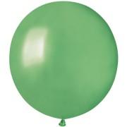 10 Ballons Vert menthe Nacré Ø48cm