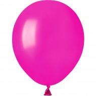 50 Ballons Fuchsia Nacré Ø13cm