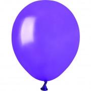 50 Ballons Violet Nacré Ø13cm