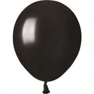 50 Ballons Noir Nacré Ø13cm