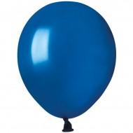 50 Ballons Bleu roi Nacré Ø13cm