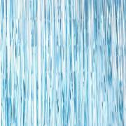 Rideau Mylar Bleu - 2,50 m