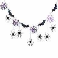 Guirlande - Purple Halloween