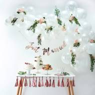 Kit Arche de 70 Ballons - Blanc