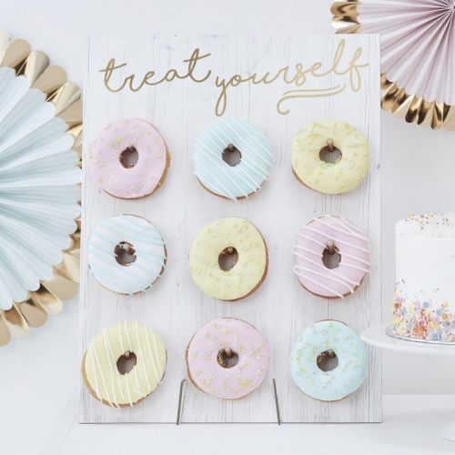 Support à Donuts - Mural