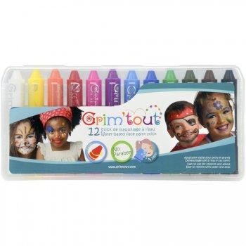 12 Sticks de Maquillage à l eau