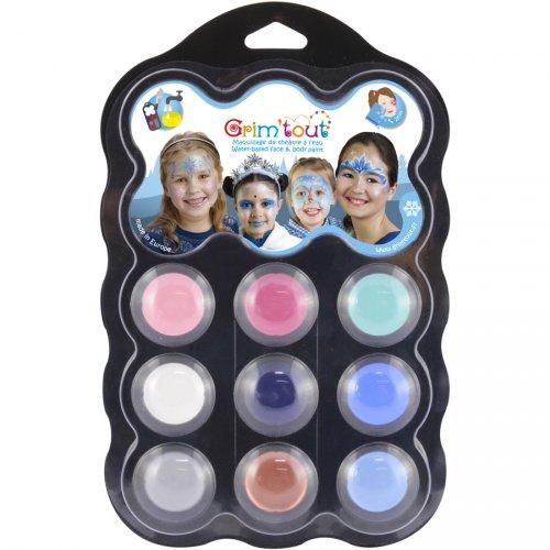 Coffret maquillage Reine des Neiges