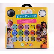 Super Party Maquillage 17 Couleurs