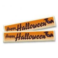 2 Plaquettes Halloween