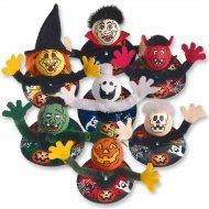 4 Piques Figurines Halloween
