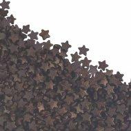 Sachet de 50g Etoiles en sucre brun