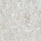 Sachet de 50g de sucre paillettes scintillant blanc