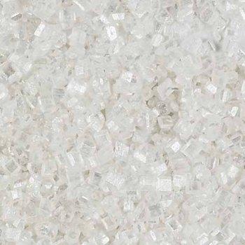 Sachet de 50g de sucre scintillant blanc