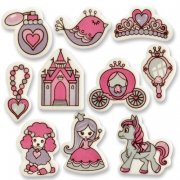 10 d�cors Princesse en sucre � plat