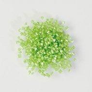Sachet 50 gr sucre Scintillant Vert