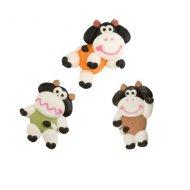 3 Vaches 2D (4 cm) - Sucre