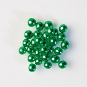 Perles Croustillantes Emeraude brillant (4 mm - 50 g) - Chocolat