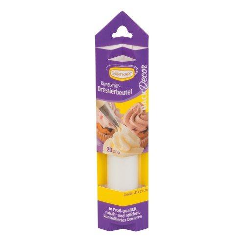 20 Poches à  Douilles Pâtissières (41 cm)