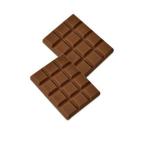 2 Minis Tablettes en Chocolat - Chocolat au Lait