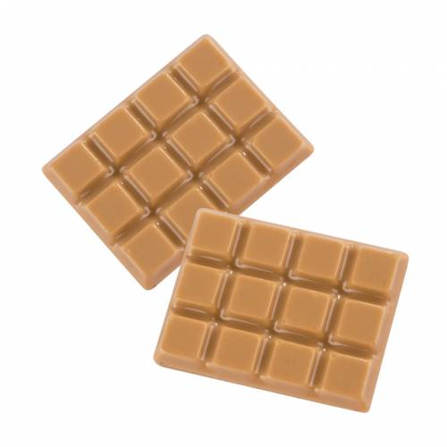 2 Minis Tablettes en Chocolat - Chocolat +  Caramel