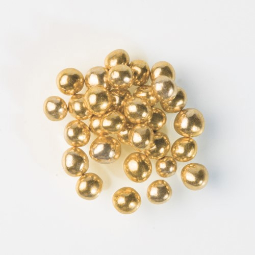 Perles Dorées avec Chocolat Croustillant - 50g