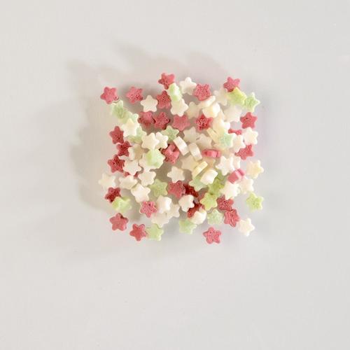 50g Mini Etoiles à parsemer - sucre