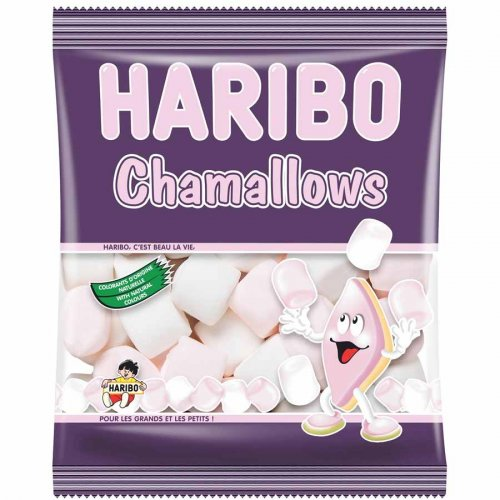 Chamallows Haribo - Sachet 100g