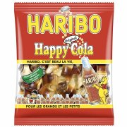 Happy Cola Haribo - Sachet 120g