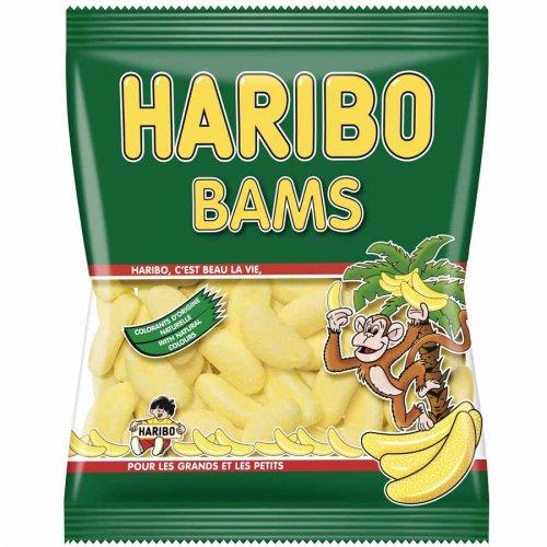 Banan s Haribo - Sachet 120g