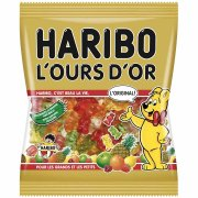 L'Ours d'Or Haribo - Sachet 120g