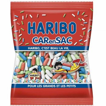 Carensac Haribo - Mini sachet 40g