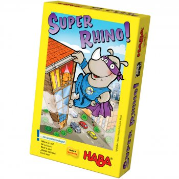 Jeu d équilibre Super Rhino