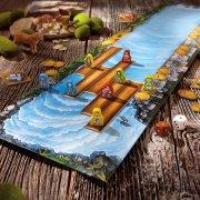 Jeu tactique - La traversée de l'Orénoque