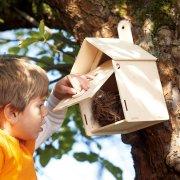 Kit bricolage Nichoir à oiseaux