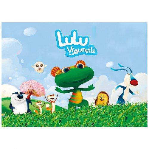 8 Sets de table Lulu Vroumette