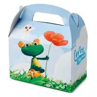 Contient : 1 x 4 Boîtes Cadeaux Lulu Vroumette