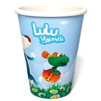 Contient : 1 x 1 gobelet Lulu Vroumette