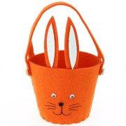 Panier Lapin orange