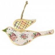 Oiseau Romantique décoratif