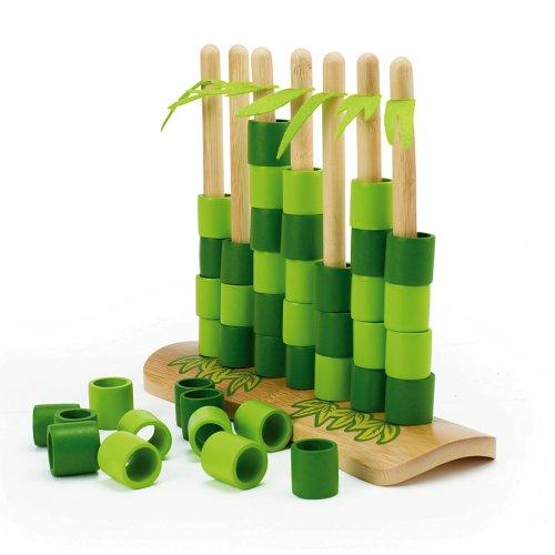 Jeu Quattro Bambou
