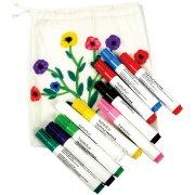 10 Feutres Textiles Marker