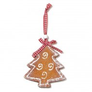 Suspension Biscuit Sapin (9 cm) - Résine