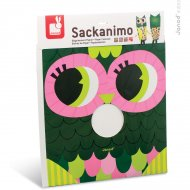 Kit D�guisement Sackanimo Chouette