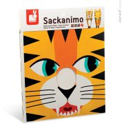 Kit D�guisement Sackanimo Tigre