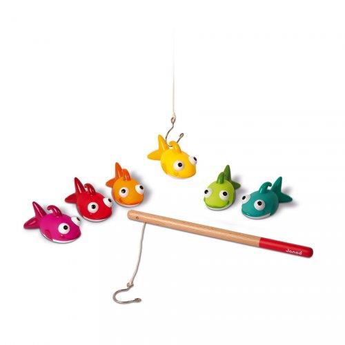 Jeu de Pêche à la Ligne Fishy