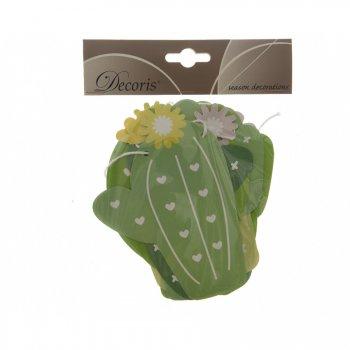 Guirlande Fanions Cactus (2 m) - Papier