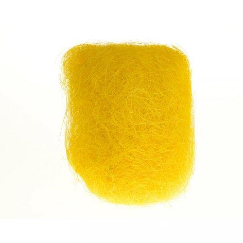 Fibres Sisal Jaune (50 g)