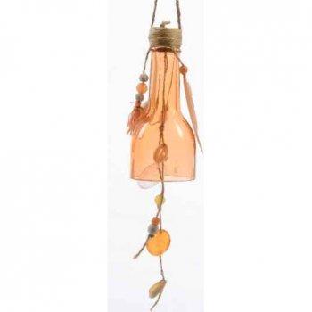 Petit Carillon Indian Summer Orange (13 cm) - Verre