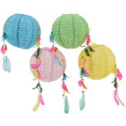 1 Boule Indian Summer Maxi (40 cm) - Papier
